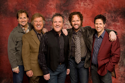 The New Gaither Vocal Band.